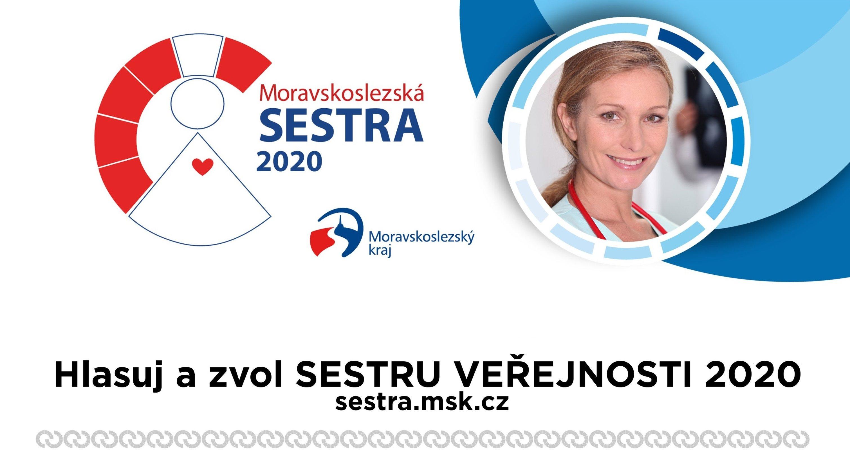 Výsledek obrázku pro Moravskoslezská sestra 2019